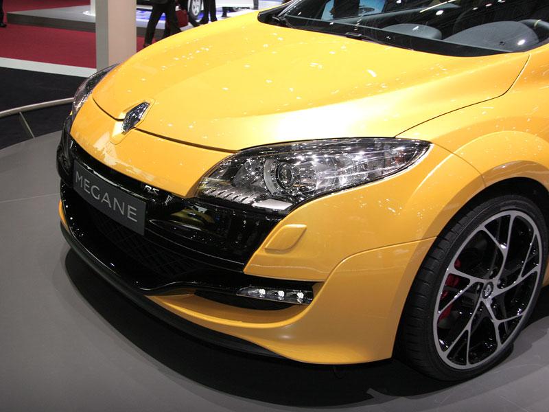 Autosalon Ženeva: Mégane Renault Sport: - fotka 14