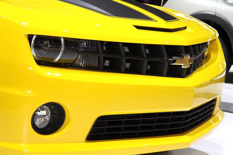Ženeva 2010 živě: Chevrolet Camaro: - fotka 17