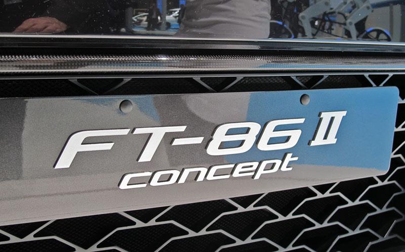 Toyota FT-86: potvrzen motor, převodovky a samosvor: - fotka 19
