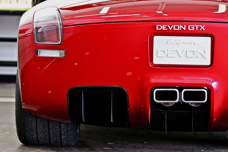 Devon GTX: konec nadějného supersportu: - fotka 19