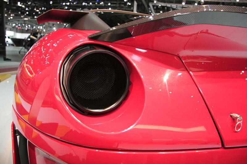 Ferrari 599XX: Massa za volantem (+video): - fotka 24