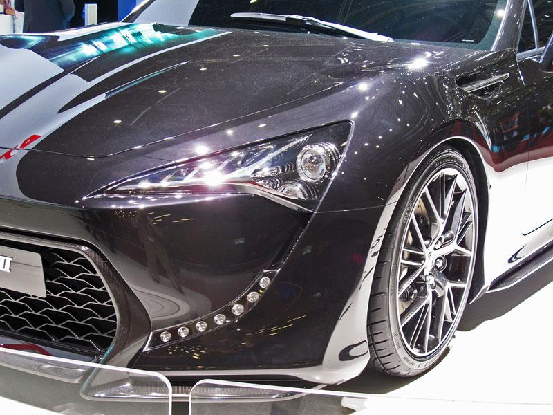 Toyota FT-86: potvrzen motor, převodovky a samosvor: - fotka 22