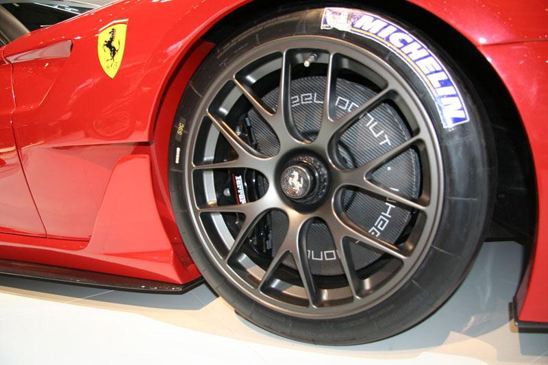 Ferrari 599XX: Massa za volantem (+video): - fotka 27
