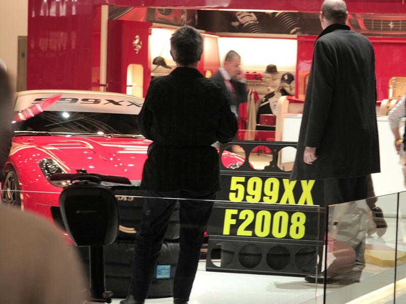 Ferrari 599XX: Massa za volantem (+video): - fotka 28