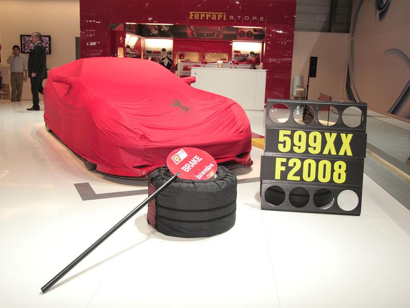 Ferrari 599XX: Massa za volantem (+video): - fotka 30