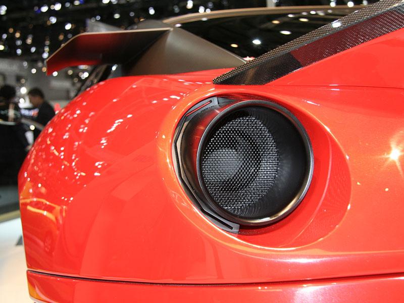 Ferrari 599XX: Massa za volantem (+video): - fotka 32