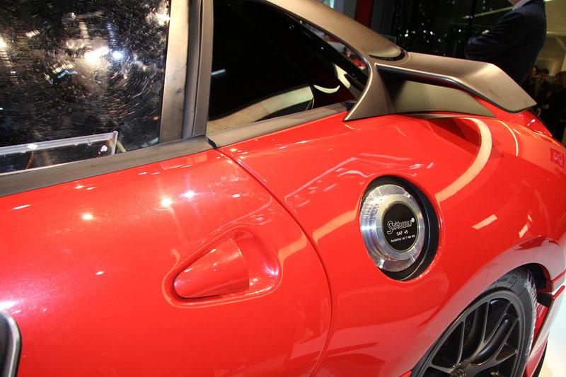Ferrari 599XX: Massa za volantem (+video): - fotka 34