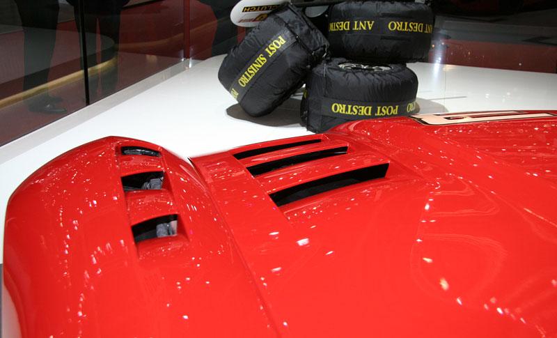 Ferrari 599XX: Massa za volantem (+video): - fotka 35
