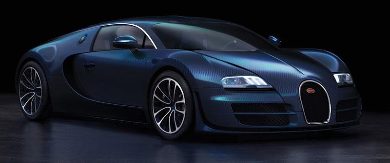 Bugatti Veyron Super Sport: první foto produkční verze: - fotka 1