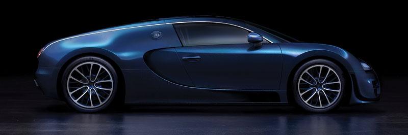 Bugatti Veyron Super Sport: první foto produkční verze: - fotka 2