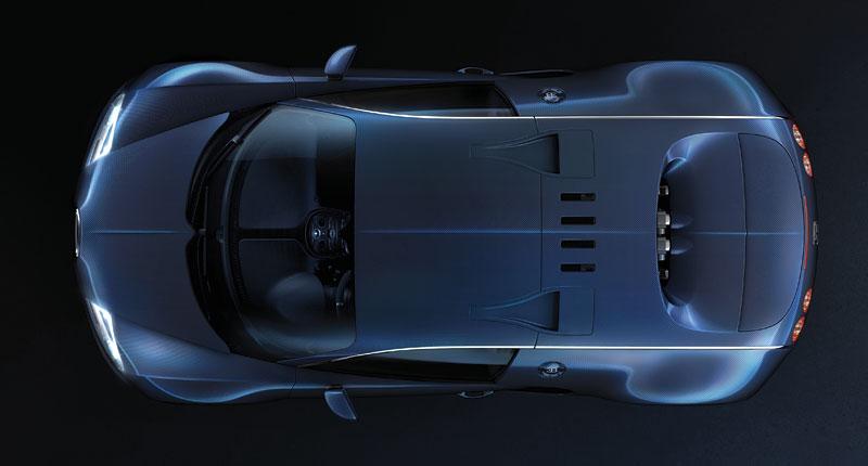 Bugatti Veyron Super Sport: první foto produkční verze: - fotka 3