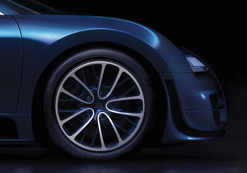 Bugatti Veyron Super Sport: první foto produkční verze: - fotka 9