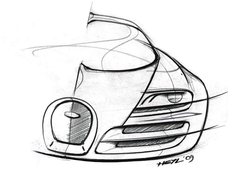 Bugatti Veyron Super Sport: první foto produkční verze: - fotka 10