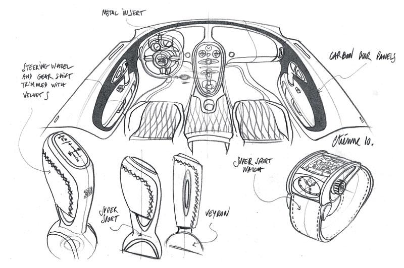Bugatti Veyron Super Sport: první foto produkční verze: - fotka 11