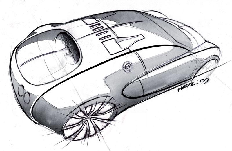 Bugatti Veyron Super Sport: první foto produkční verze: - fotka 13