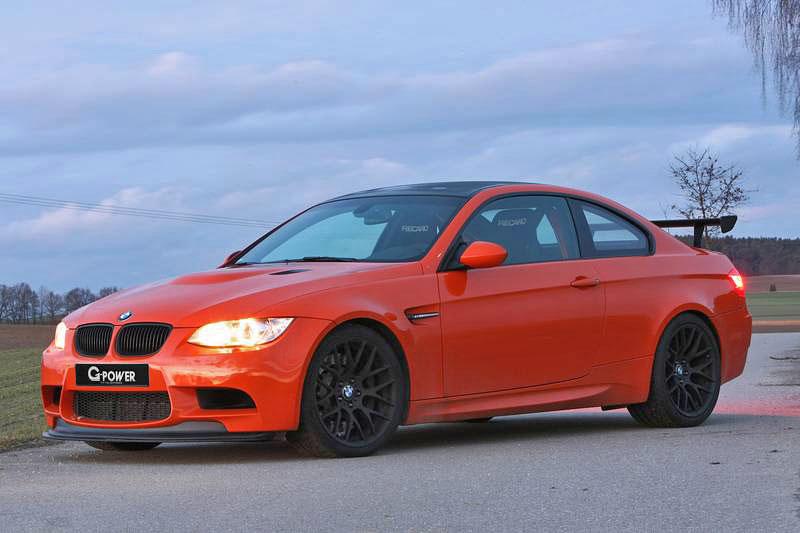 G-Power připravuje tuning pro BMW M3 GTS: - fotka 1