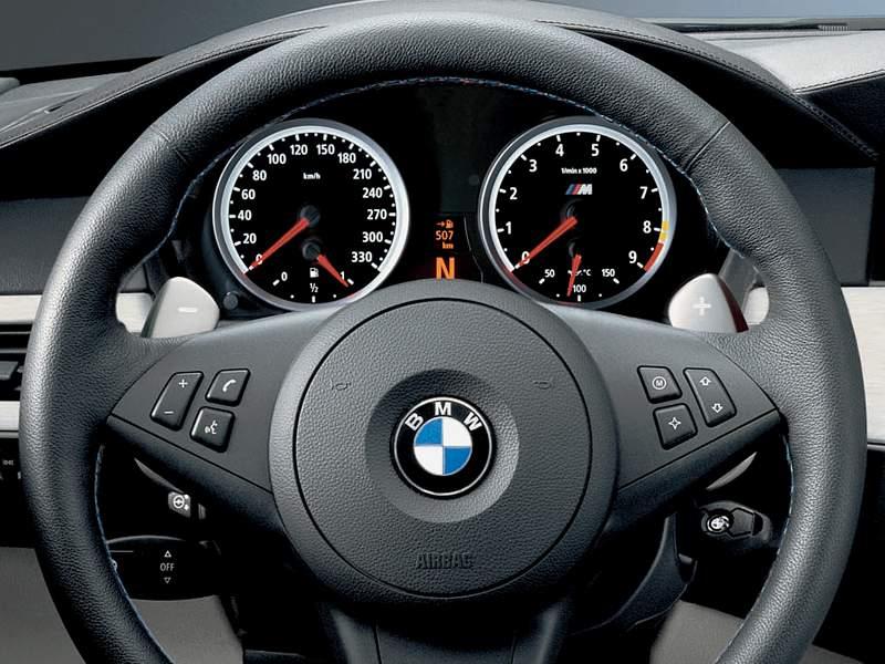 Příští BMW M5 dostane 4,4 V8 Biturbo (578 koní): - fotka 2