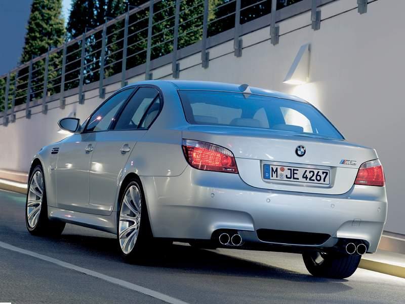 Příští BMW M5 dostane 4,4 V8 Biturbo (578 koní): - fotka 8
