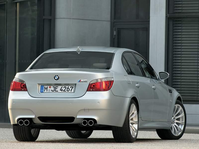 Příští BMW M5 dostane 4,4 V8 Biturbo (578 koní): - fotka 9