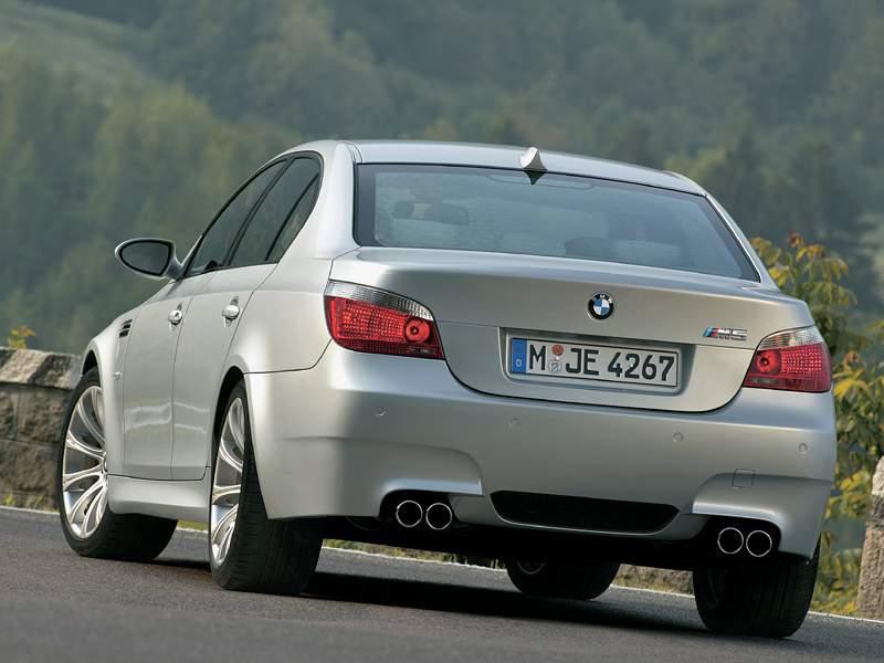 Příští BMW M5 dostane 4,4 V8 Biturbo (578 koní): - fotka 10