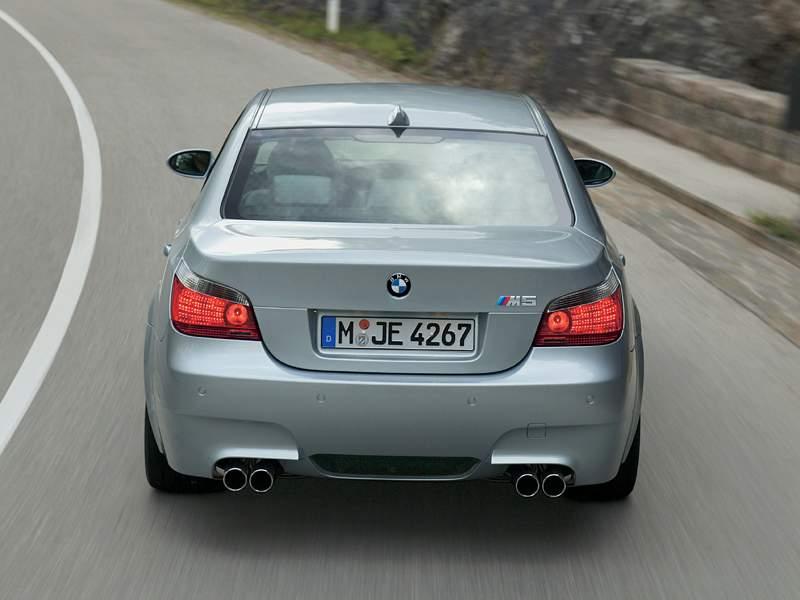 Příští BMW M5 dostane 4,4 V8 Biturbo (578 koní): - fotka 11