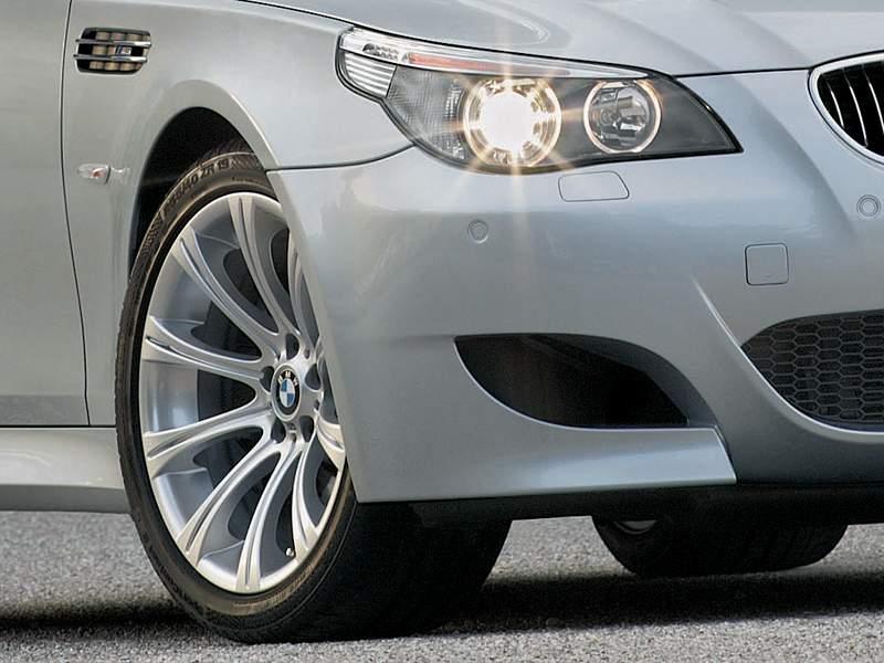 Příští BMW M5 dostane 4,4 V8 Biturbo (578 koní): - fotka 13