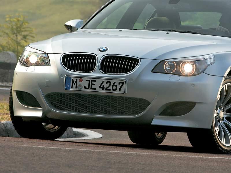 Příští BMW M5 dostane 4,4 V8 Biturbo (578 koní): - fotka 14