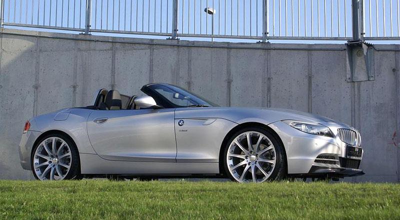 BMW Z4: už se tuní: - fotka 1