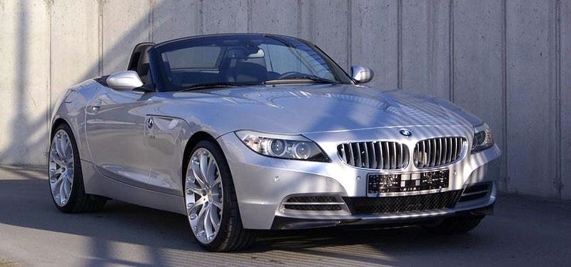 BMW Z4: už se tuní: - fotka 2