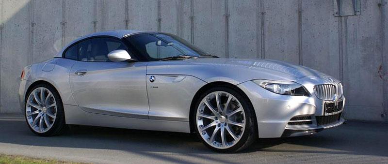 BMW Z4: už se tuní: - fotka 3