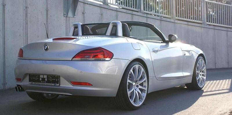 BMW Z4: už se tuní: - fotka 4