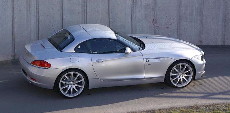 BMW Z4: už se tuní: - fotka 5