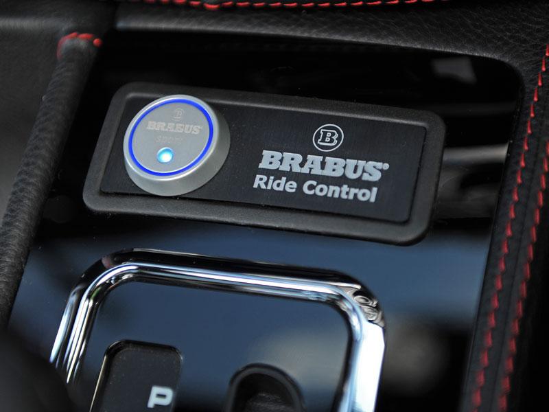 Brabus: Mercedes G nikdy nejezdil klidněji: - fotka 1