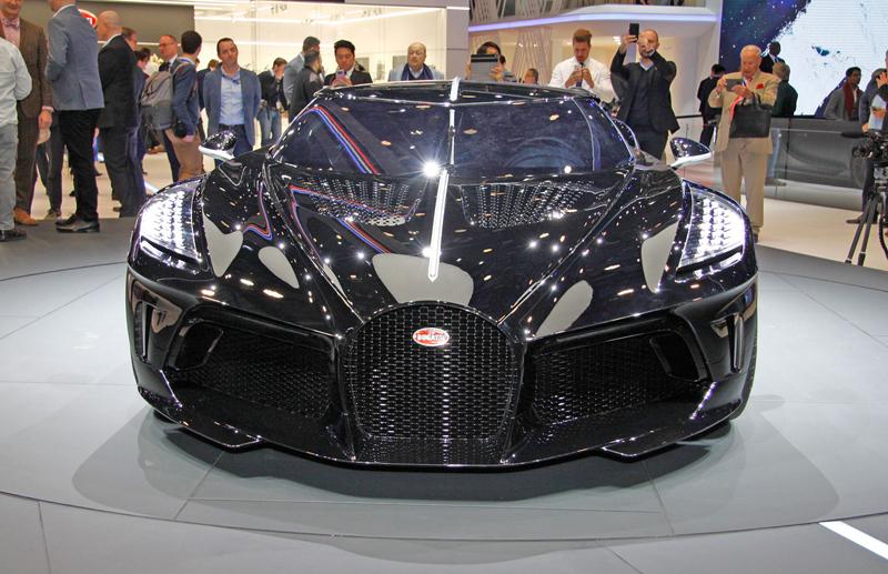 Jak Bugatti vybírá budoucí majitele svých limitek a speciálních verzí?: - fotka 1