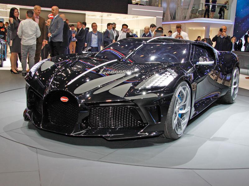 Jak Bugatti vybírá budoucí majitele svých limitek a speciálních verzí?: - fotka 2
