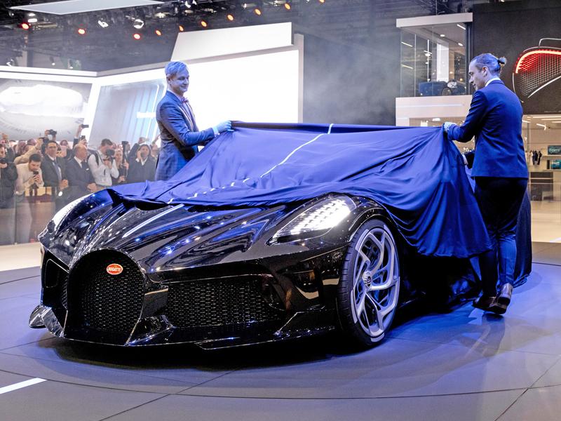 Jak Bugatti vybírá budoucí majitele svých limitek a speciálních verzí?: - fotka 4