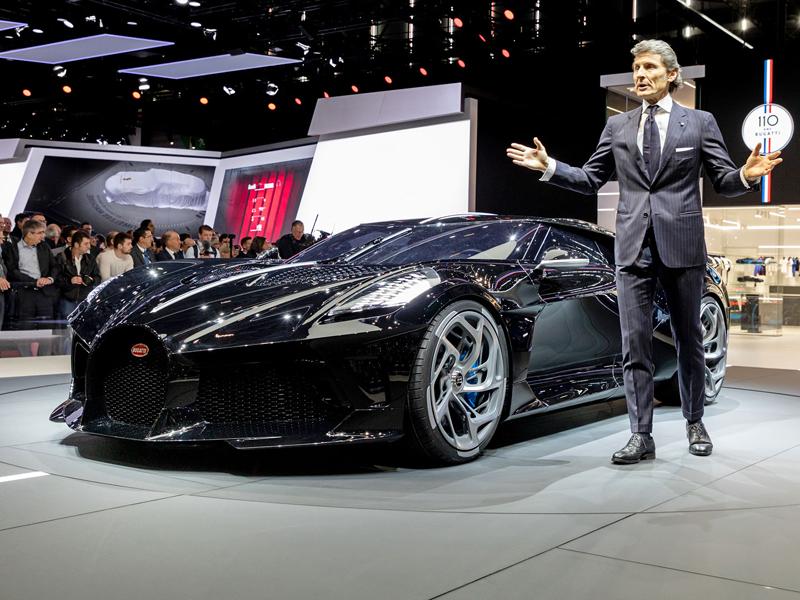 Jak Bugatti vybírá budoucí majitele svých limitek a speciálních verzí?: - fotka 5