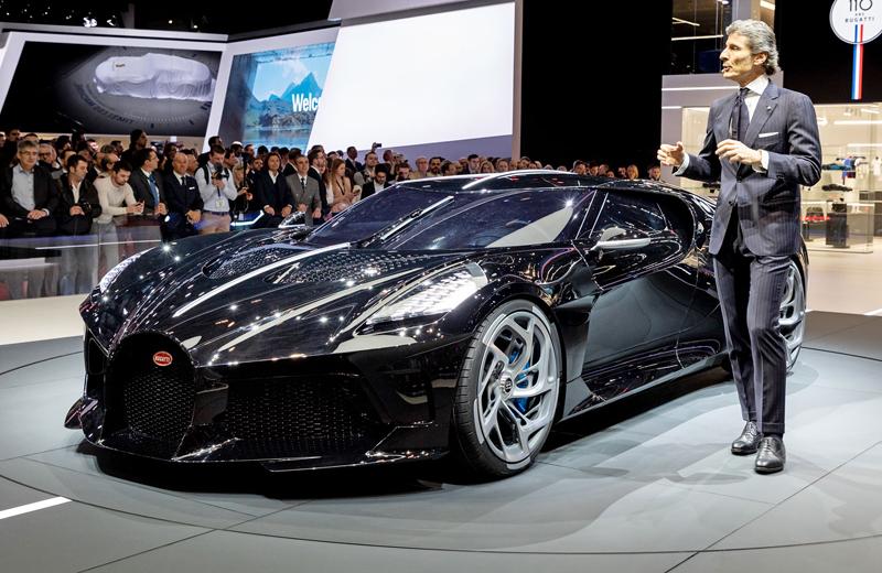 Jak Bugatti vybírá budoucí majitele svých limitek a speciálních verzí?: - fotka 6