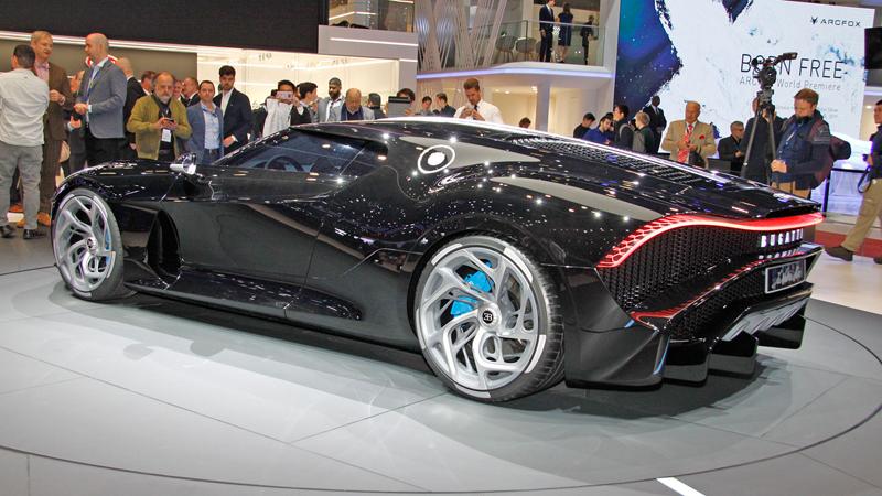 Jak Bugatti vybírá budoucí majitele svých limitek a speciálních verzí?: - fotka 8