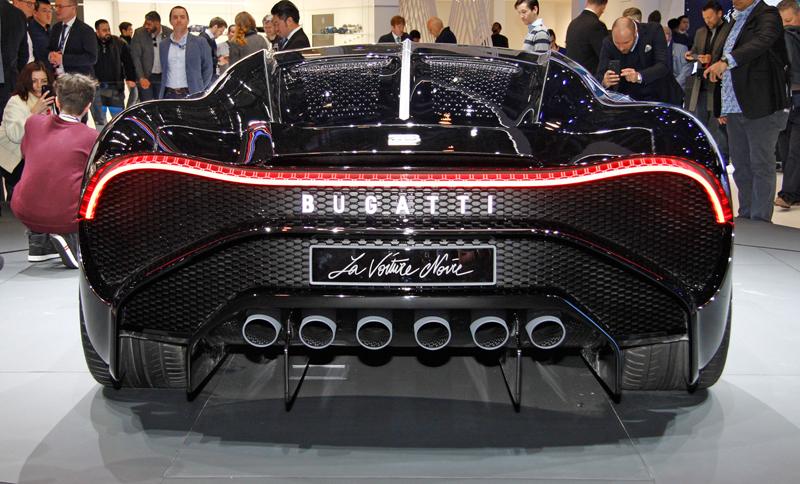 Jak Bugatti vybírá budoucí majitele svých limitek a speciálních verzí?: - fotka 9