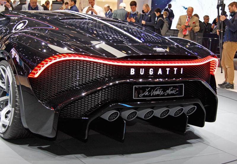 Jak Bugatti vybírá budoucí majitele svých limitek a speciálních verzí?: - fotka 14