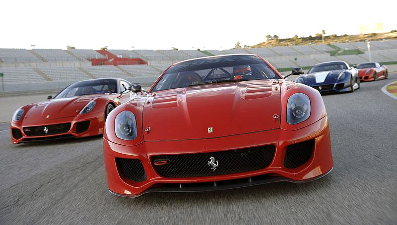 Ferrari 599XX: Massa za volantem (+video): - fotka 3