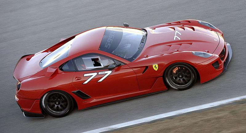 Ferrari 599XX: Massa za volantem (+video): - fotka 6