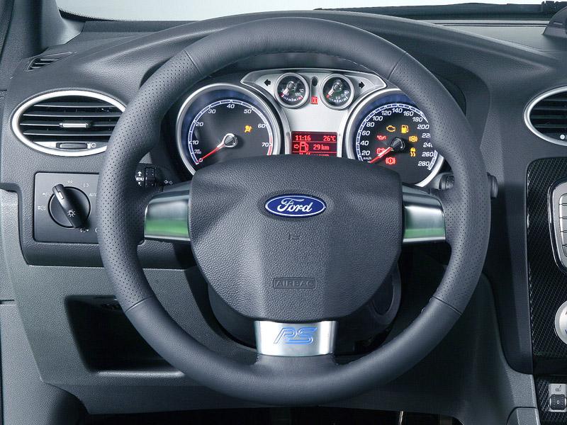 Ford Focus RS už má svou českou cenu: - fotka 1
