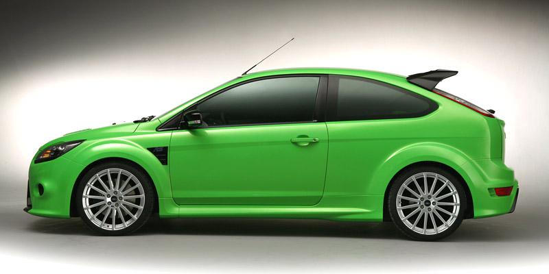 Ford Focus RS už má svou českou cenu: - fotka 11