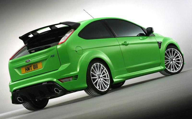 Ford Focus RS už má svou českou cenu: - fotka 13