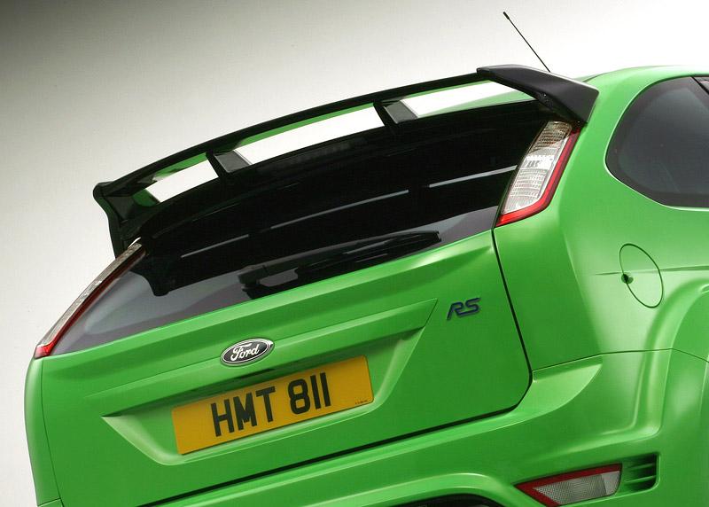 Ford Focus RS už má svou českou cenu: - fotka 16