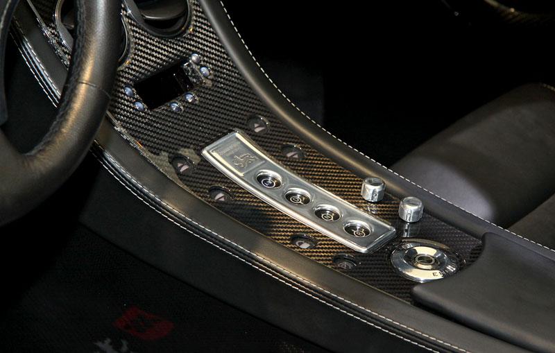 GTA Spano: 820 koní pro nový španělský supersport: - fotka 3