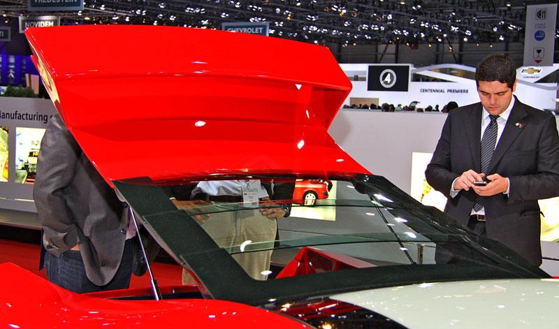 GTA Spano: 820 koní pro nový španělský supersport: - fotka 13