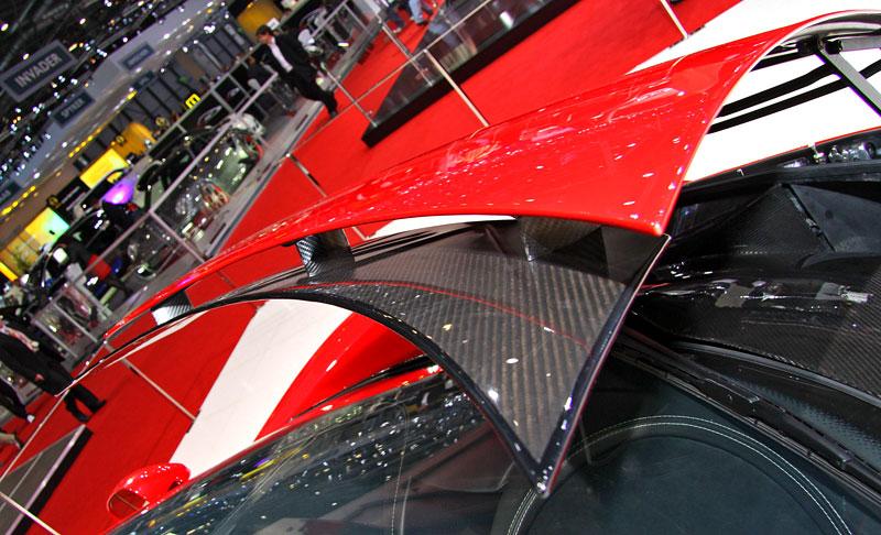 GTA Spano: 820 koní pro nový španělský supersport: - fotka 16